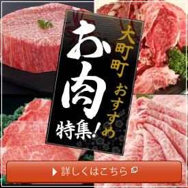 大町町ふるさと納税お肉の特設サイト